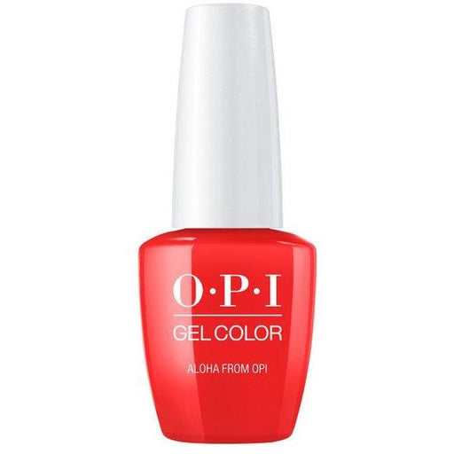 OPI GELCOLOR, ALOHA FROM OPI