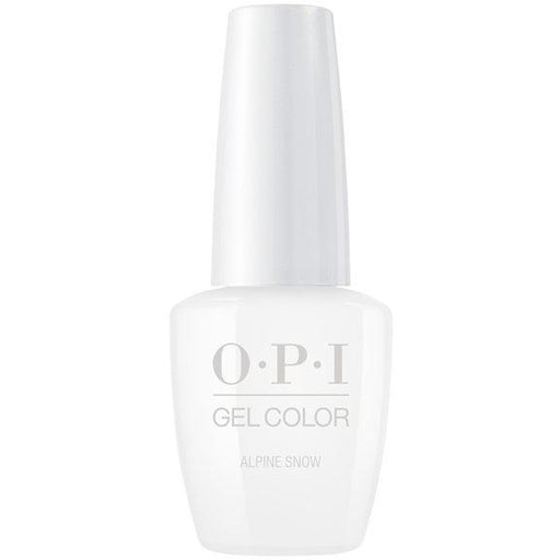 OPI GELCOLOR, ALPINE SNOW