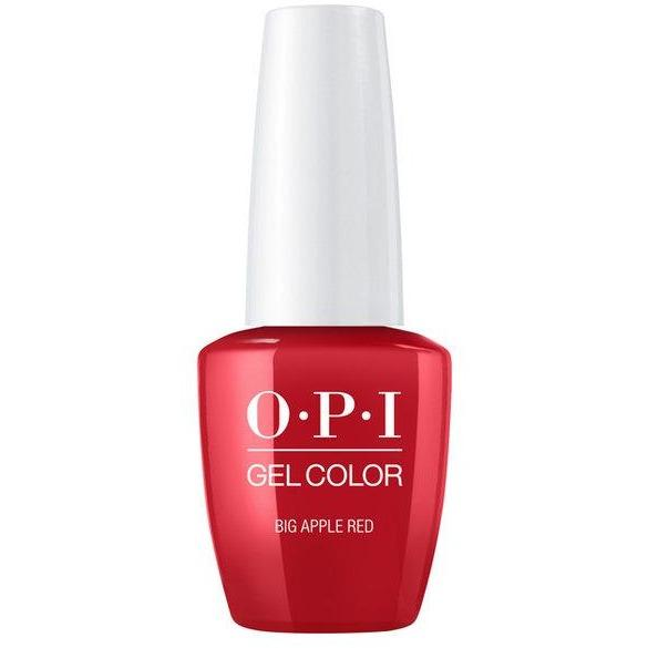 OPI GELCOLOR, BIG APPLE RED