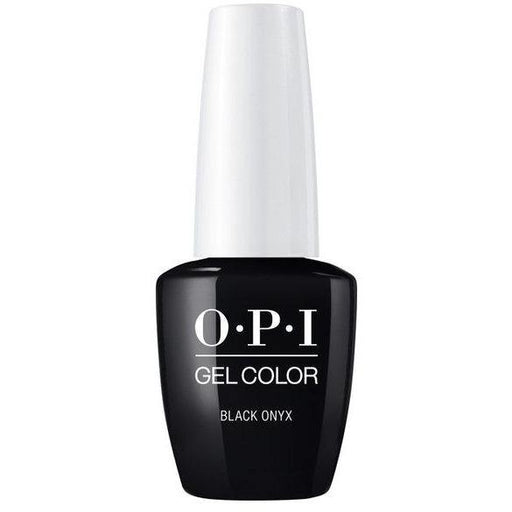 OPI GELCOLOR, BLACK ONYX