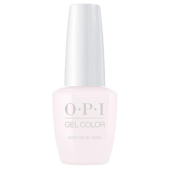 OPI GELCOLOR, CHIFFON MY MIND T63