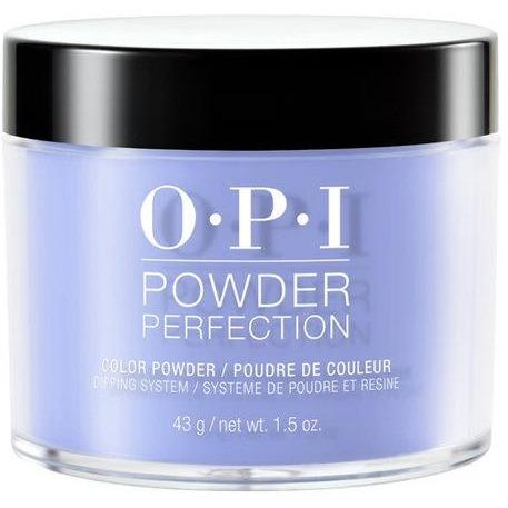 OPI DIPPING COLOR POWDERS - YOU'RE SUCH A BUDAPEST #DPE74