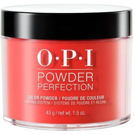 OPI DIPPING COLOR POWDERS - A GOOD MAN-DARIN IS HARD TO FIND