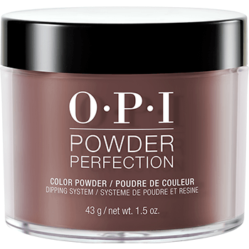 OPI DIPPING COLOR POWDERS - SPEAKER OF THE HOUSE DPW60