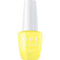 OPI GelColor, NEED SUNGLASSES?