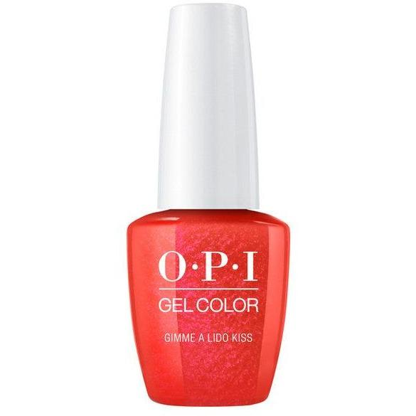OPI GELCOLOR,GIMME A LIDO KISS