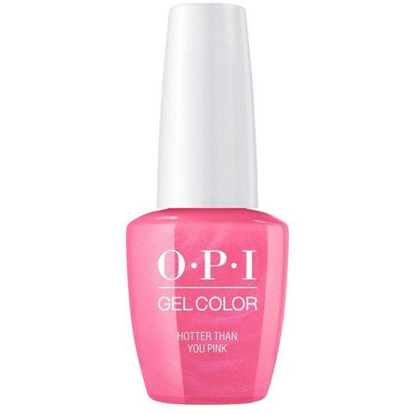 OPI GELCOLOR, HOTTER THAN YOU PINK