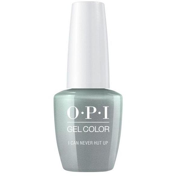 OPI GELCOLOR, I CAN NEVER HUT UP