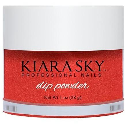 DIP POWDER - D424 I'M NOT RED-E YET