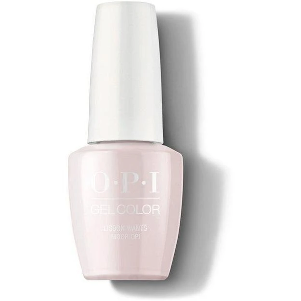 OPI GELCOLOR, LISBON WANTS MOOR OPI L16
