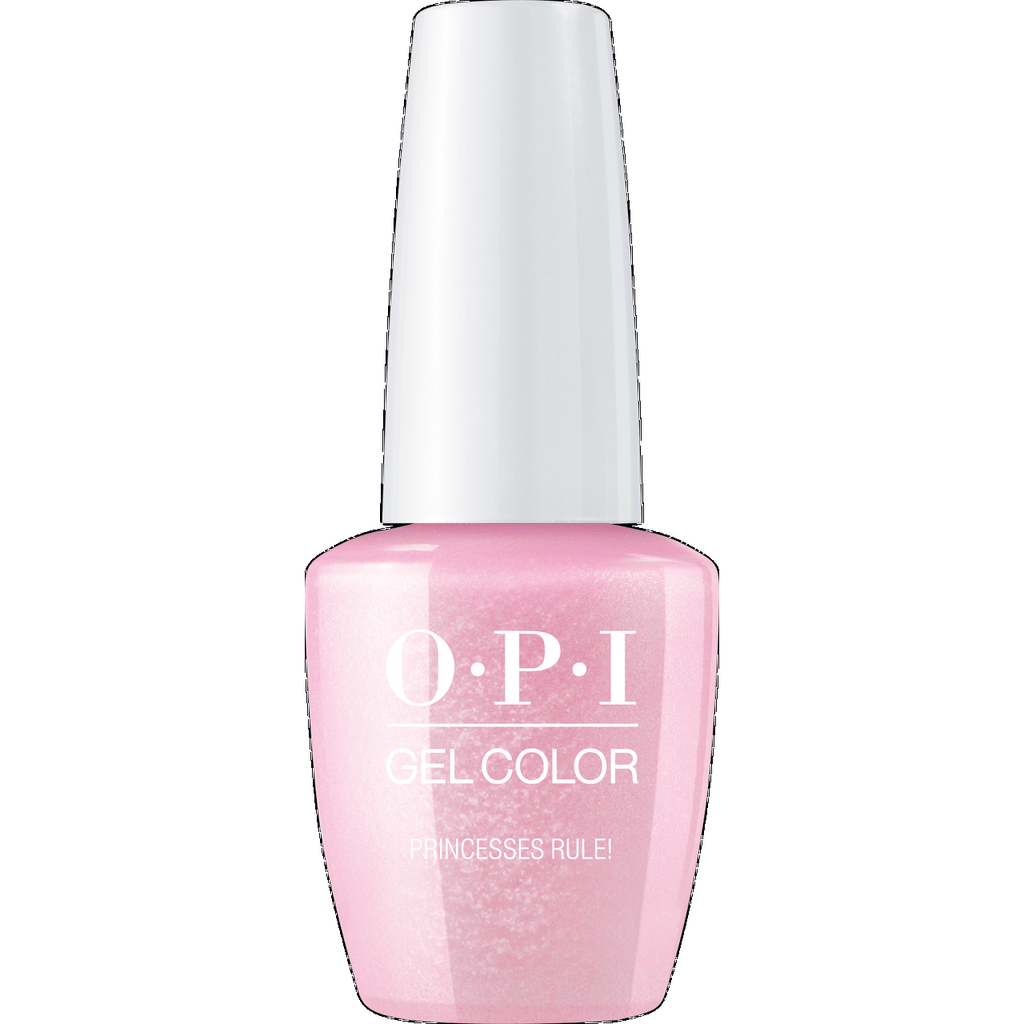 OPI GELCOLOR, PRINCESSES RULE - R44