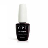 OPI GELCOLOR, LINCOLN PARK AFTER DARK W42