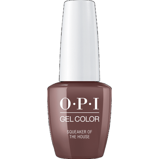 OPI GELCOLOR, SQUEAKER OF THE HOUSE