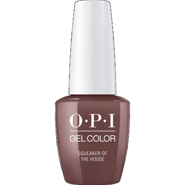 OPI GELCOLOR, SQUEAKER OF THE HOUSE - W60