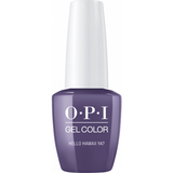 OPI GELCOLOR, HELLO HAWAII YA