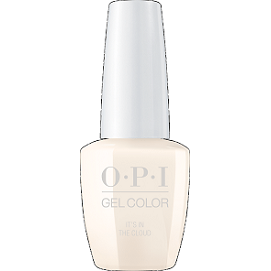OPI GELCOLOR, IT'S IN THE CLOUD