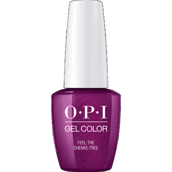 OPI GELCOLOR, FEEL THE CHEMIS-TREE