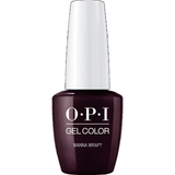 OPI GELCOLOR, WANNA WRAP?