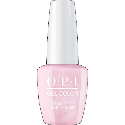 OPI GELCOLOR, THE COLOR THAT KEEPS ON GIVING