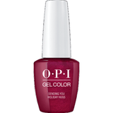 OPI GELCOLOR, SENDING YOU HOLIDAY HUGS