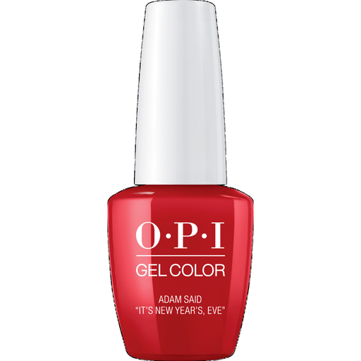"OPI GELCOLOR, ADAM SAID ""IT'S NEW YEAR'S, EVE"