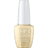 OPI GELCOLOR, GIFT OF GOLD NEVER GETS OLD