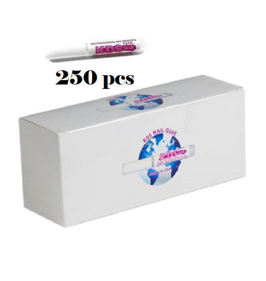 KDS Nail Glue Box - 250 pcs