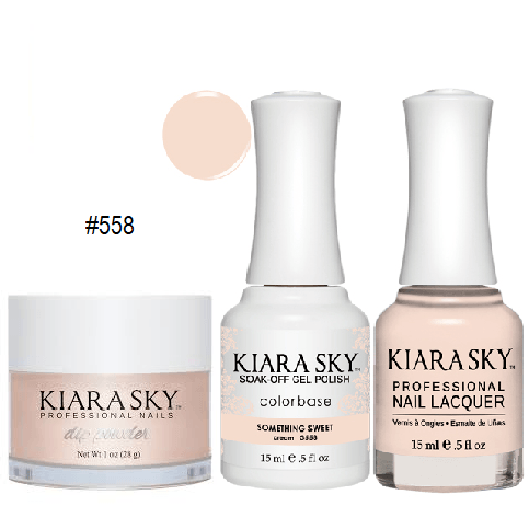Kiara Sky 3in1 SOMETHING SWEET #558