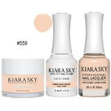 Kiara Sky 3in1 CHEER UP BUTTERCUP #559
