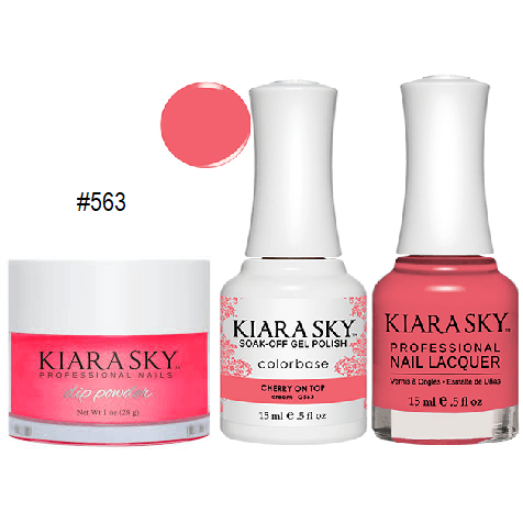 Kiara Sky 3in1 CHERRY ON TOP #563