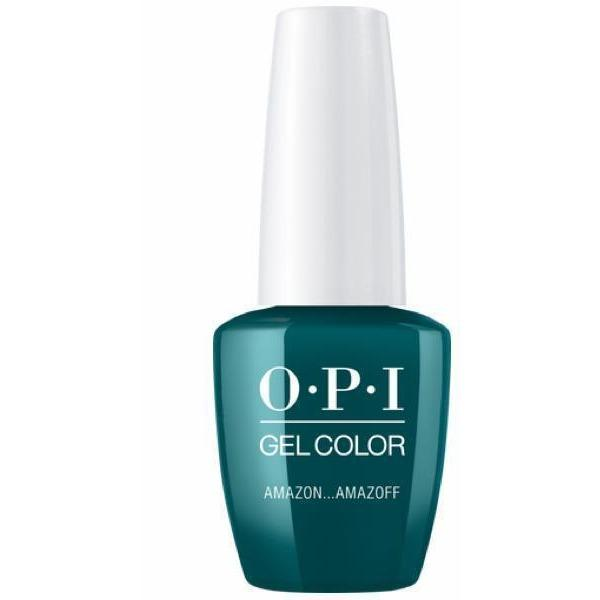 OPI GELCOLOR, AMAZON...AMAZOFF