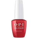 OPI GELCOLOR, RED HOT RIO A70