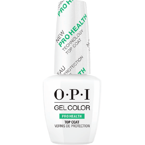 OPI GELCOLOR - PROHEALTH TOP COAT