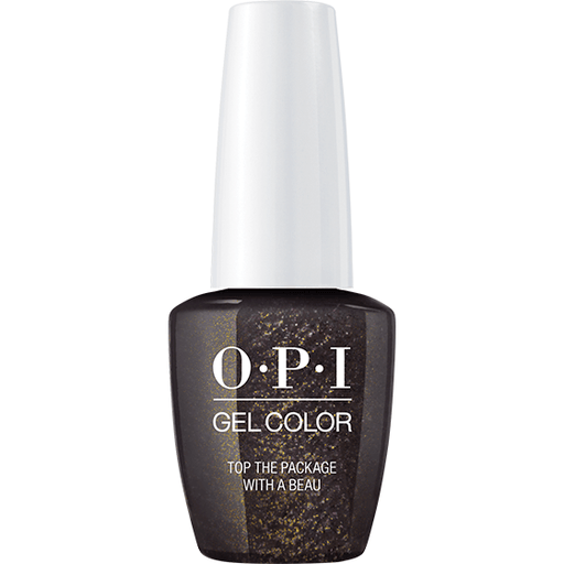 OPI GELCOLOR, TOP THE PACKAGE WITH A BEAU