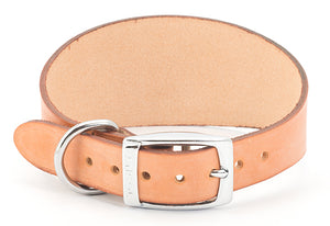 Ancol Heritage Leather Hound Collar