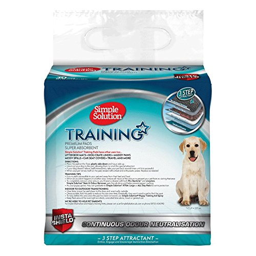 Simple Solution Premium Dog and Puppy Training Pad