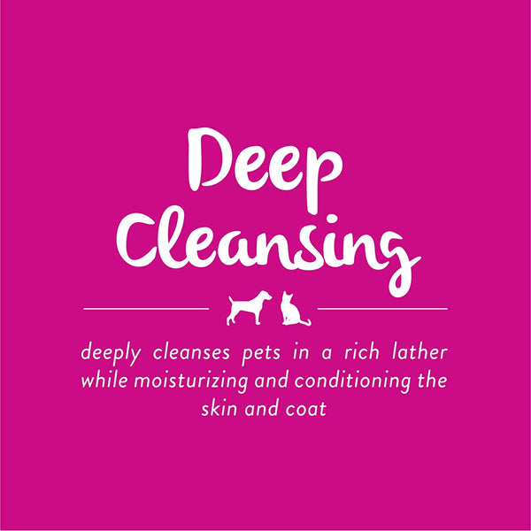 TropiClean Deep Cleaning Waterless Shampoo for Dogs 220ml