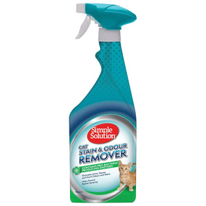 Simple Solution Cat Stain and Odour Remover, 750 ml