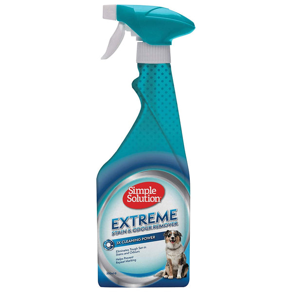 Simple Solution Extreme Stain and Odour Remover for Dogs