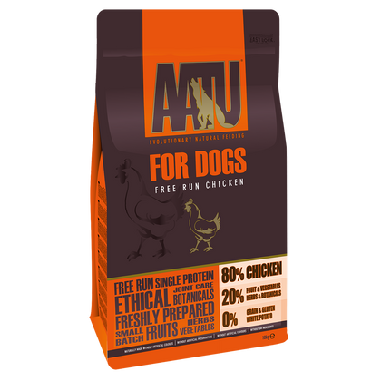 AATU 80/20 Free Run Chicken Adult Dry Dog Food