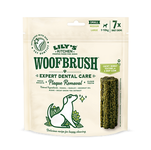 Lily's Kitchen Woofbrush Dental Chew
