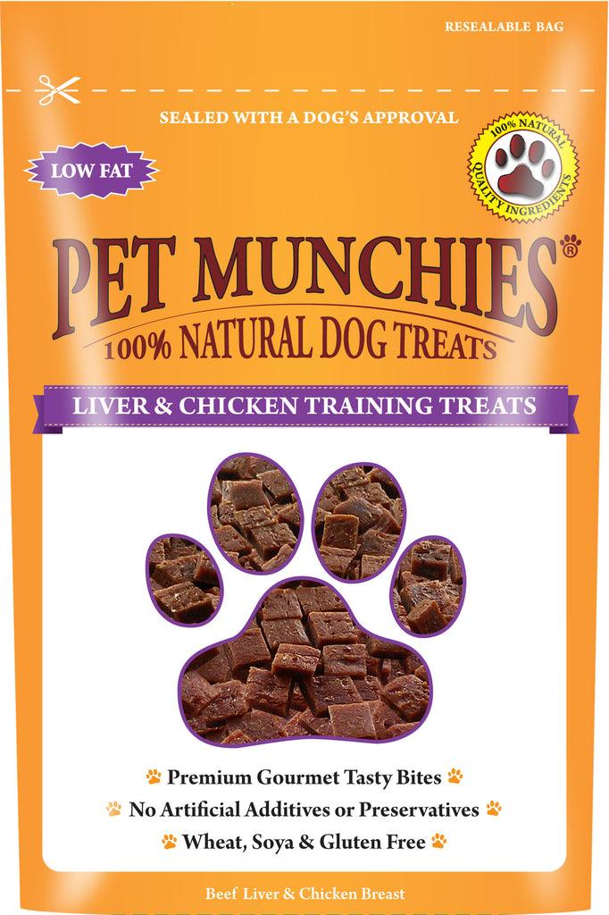 Pet Munchies For Dogs Treats
