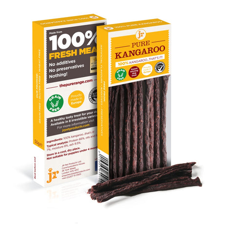 JR Pet Products - Pure Range Kangaroo Treats