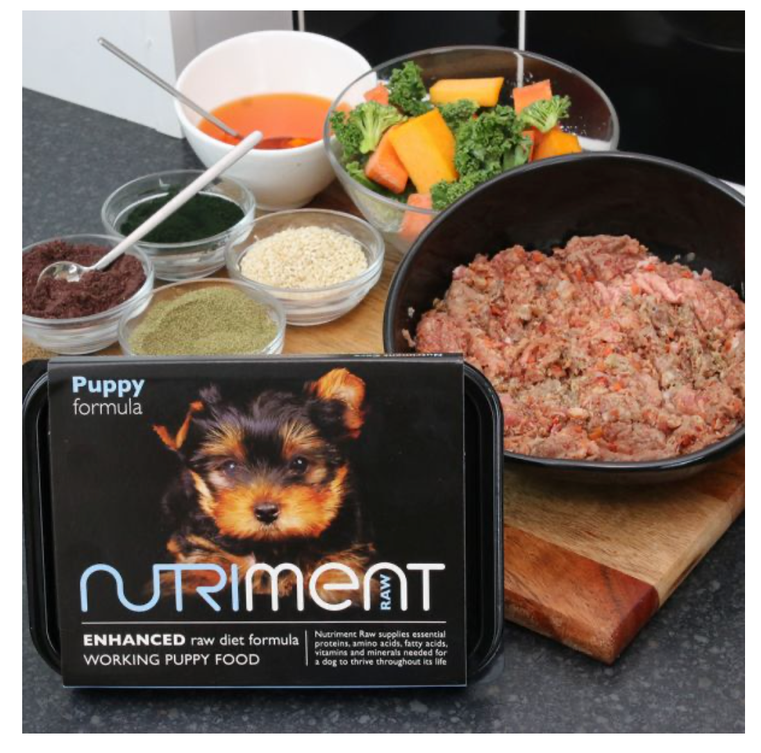 Raw Puppy Formula Mince