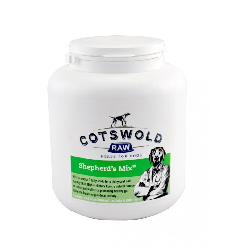 Cotswold RAW SHEPHERDS MIX - 500G