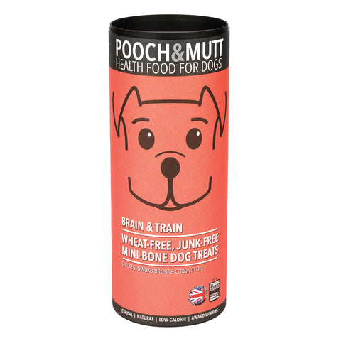 Pooch and Mutt Brain & Train Dog Treats
