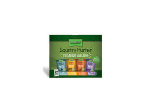 Country Hunter Cat Pouches Superfood Selection