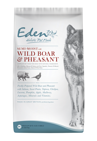 Eden Semi-Moist Wild Boar and Pheasant