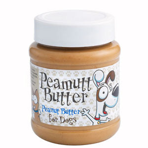 Peamutt butter, Peanut Butter for Dogs