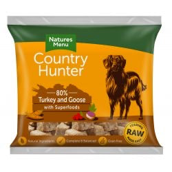 Country Hunter Nuggets Turkey & Goose with Superfoods